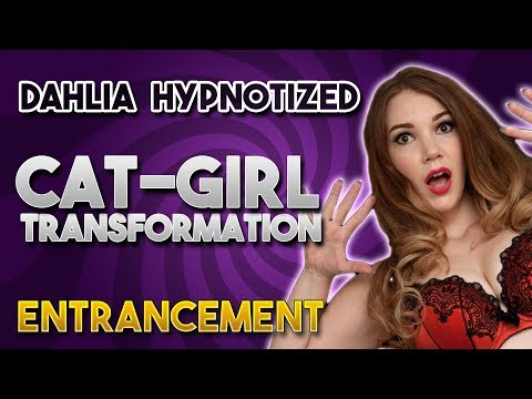 Hypnosis Dahlia Hypnotized to become a Cat Girl! (Entrancement Preview)