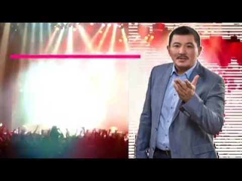 Karaoke    Bek Borbiev    Men seni sagyingan boydon jurom