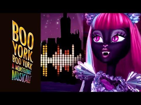 """Boo York, Boo York"" Lyric Music Video | Boo York, Boo York | Monster High"