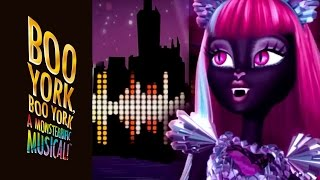 Boo York, Boo York Karaoke Music Video | Monster High