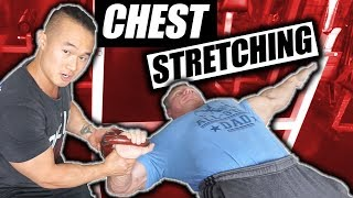 Deep Chest Stretch | Overall Shoulder Health Exercise