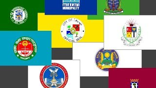 Top 10 Worst City Flags in the World
