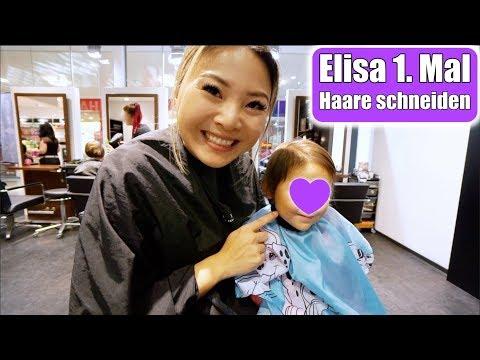 Elisas 1. Friseur Besuch mit 2 Jahren! Haare abschneiden ✂️ Wocheneinkauf XXL Food Haul | Mamiseelen
