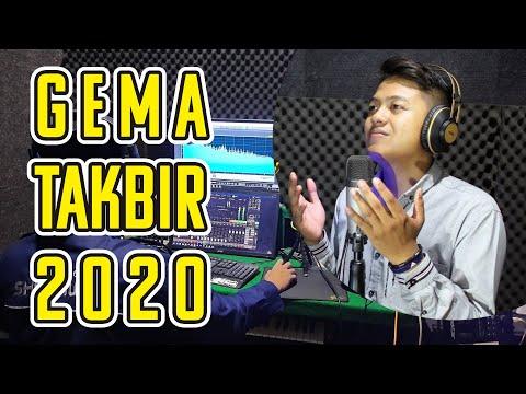 Gema Takbir Idul Fitri 2019 Full Bass Suara Merdu