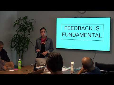 Feedback Workshop Aug2018
