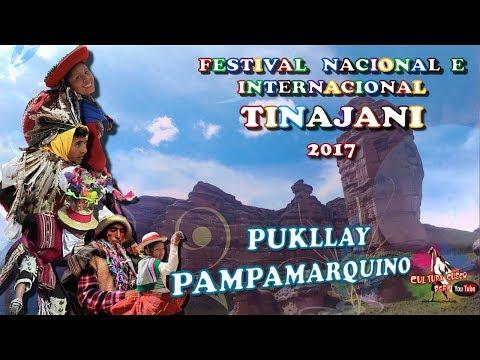 PUKLLAY PAMPARQUINO de Arequipa FNI TINAJANI 2017