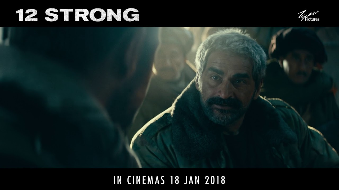 Download 12 Strong, Official Trailer - In cinema 18 Jan 2018