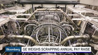 GE Reviews Idea of Annual Pay Raise