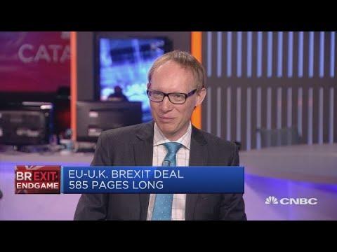 UK is 'horribly divided,' says economist | Squawk Box Europe