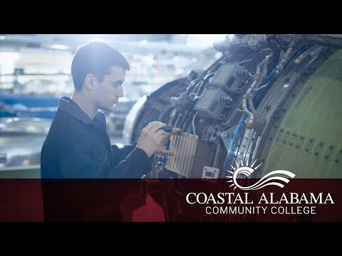 Coastal Alabama Community College - Aviation TV Spot