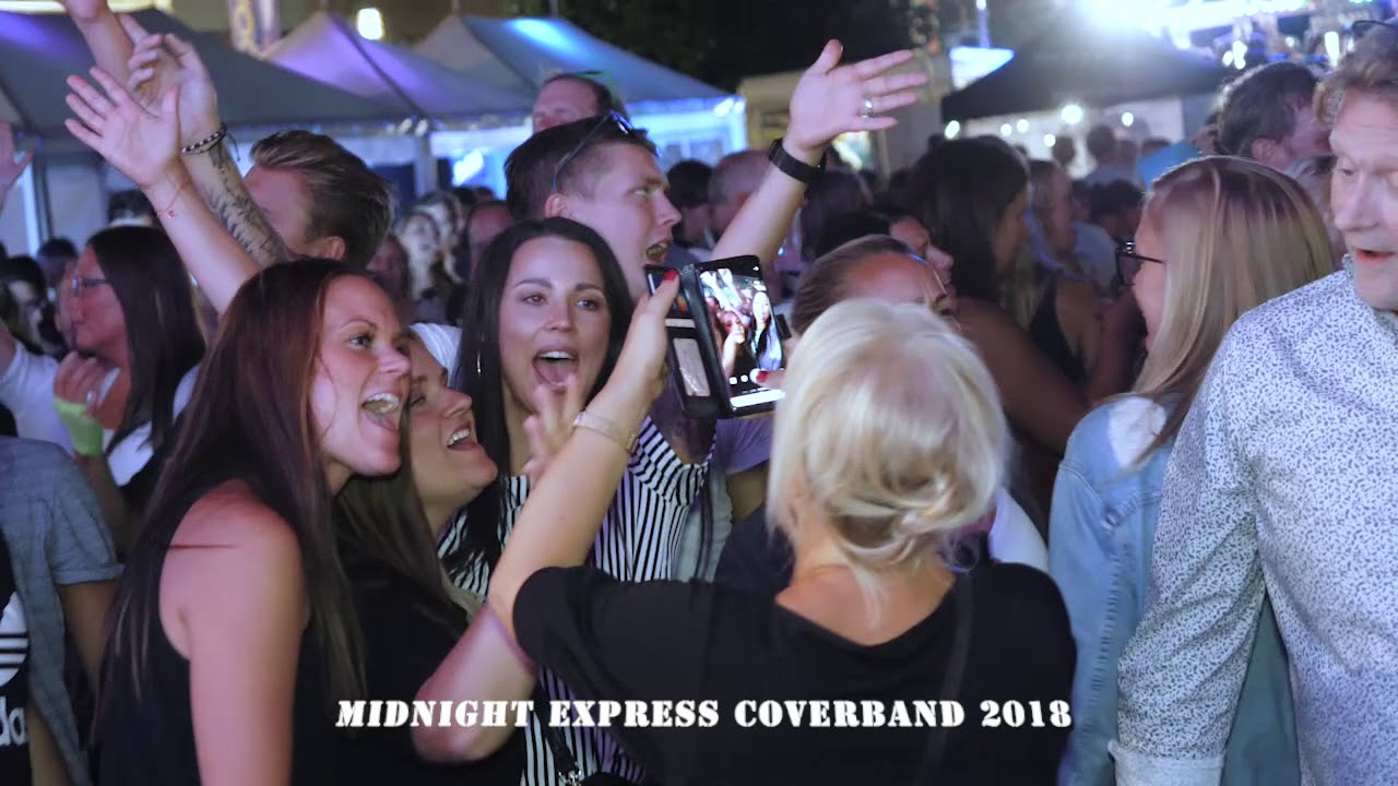 Midnight Express Coverband , Without you , Avicii , 2018