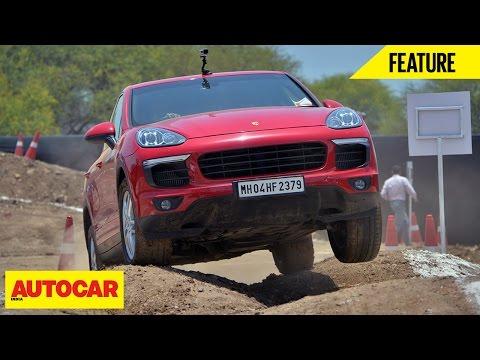Porsche Off-Road Experience | Feature | Autocar India