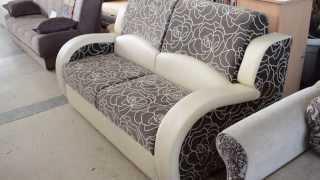 Диван Макси в классическом стиле от мебельной фабрики Алекс-Мебель(, 2013-10-29T17:14:42.000Z)