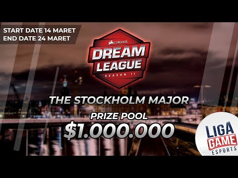 [DOTA 2] Vici Gaming VS Fnatic (BO3) - The Dreamleague Major Main Event