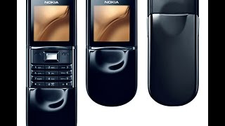 Оригинальный Nokia 8800 Sirocco с Китая