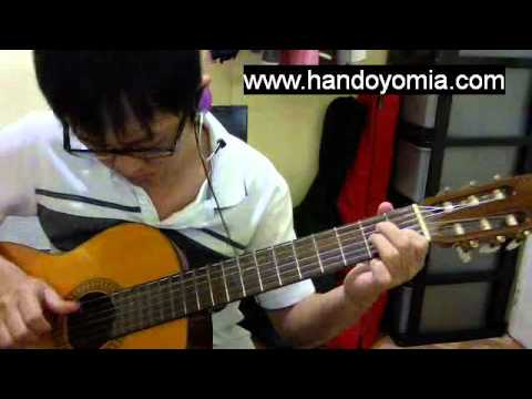 Kisah Dongeng - Stacy - Fingerstyle Guitar Solo