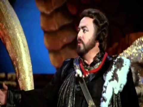 Pavarotti - Nessun dorma - Turandot - Leona Mitchell - In questa reggia (Yes Giorgio)