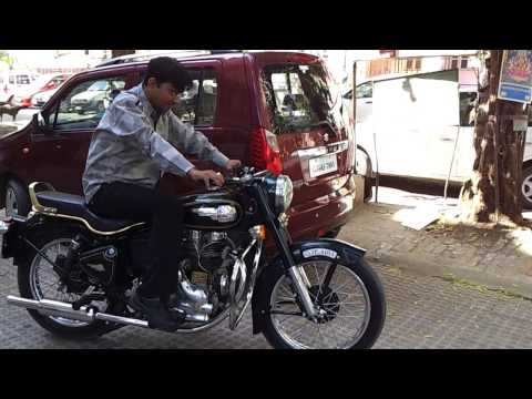 Royal Enfield indore Silencer