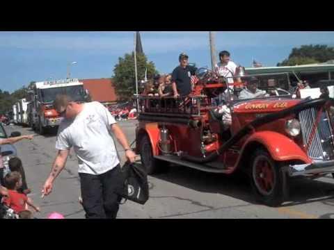 Union High School Homecoming Parade 2009