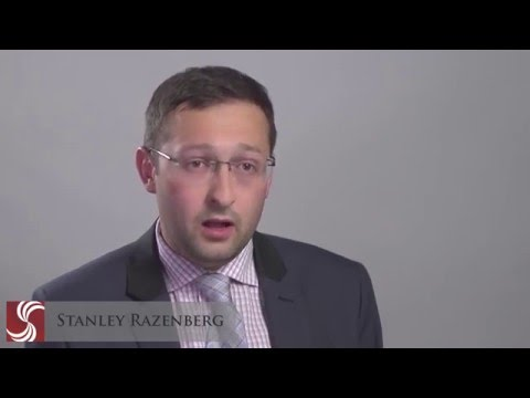 Stanley Razenberg of Sokoloff Lawyers