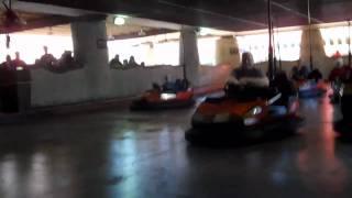 Erik and Tim Bumper Cars