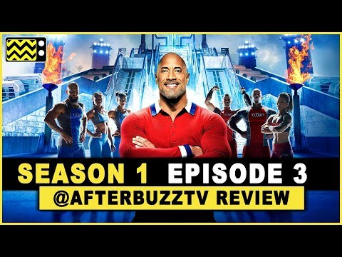 Shannon Decker guests on The Titan Games Season 1 Episode 3 Review & After Show