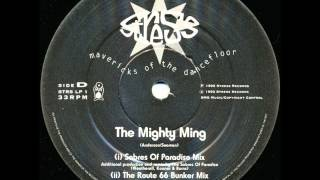 Brothers Love Dubs - The Mighty Ming (The Route 66 Bunker Mix)