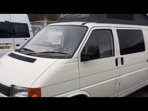 2002 VOLKSWAGEN TRANSPORTER T4 VAN REVIEW