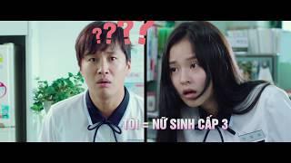 Trailer Phim Hàn Because I Love You - Bởi Vì Anh Yêu Em