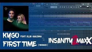Kygo - First Time Feat. Ellie Goulding | Remake | FLP |