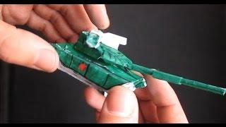 Оригами - Танк Т-90