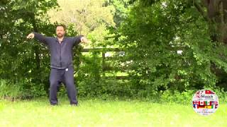 5 Section Taijiquan Solo Barehand (Chen-style) Performed By Adriaan Blaauw