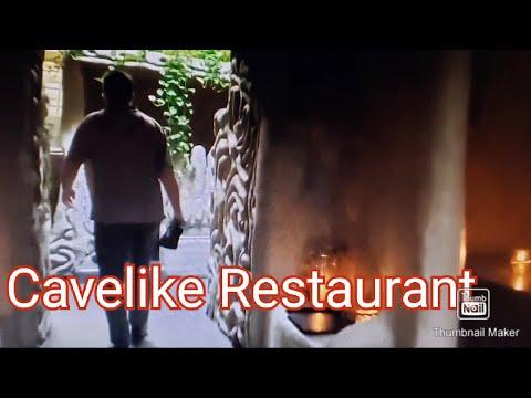 Cavelike Restaurant in