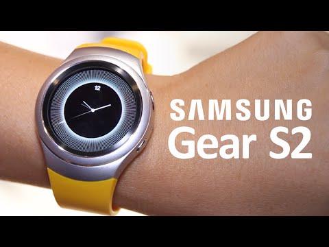 Samsung GEAR S2: Análisis de Características (Español)