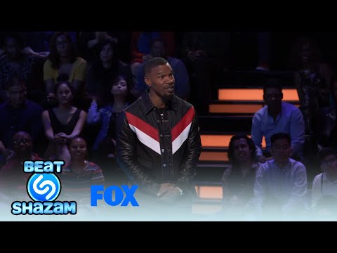 Jamie Foxx Says He Became Who He Is Cause Of The Next Category   Season 1 Ep. 4   BEAT SHAZAM