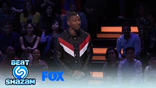 Jamie Foxx Says He Became Who He Is Cause Of The Next Category | Season 1 Ep. 4 | BEAT SHAZAM
