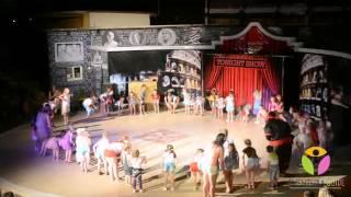 Детская дискотека в отеле Regency Plaza 5*