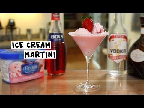 Ice Cream Martini