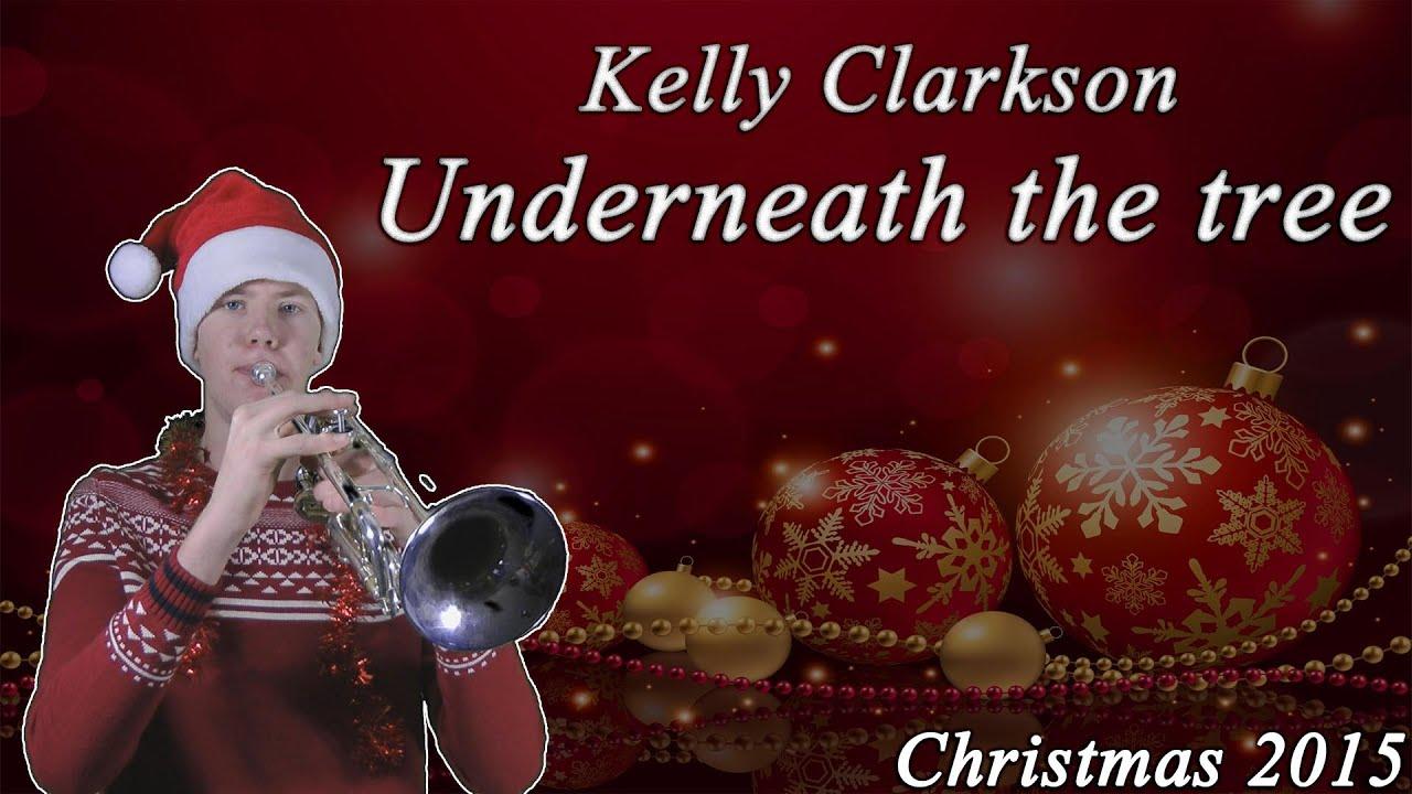 Kelly Clarkson - Underneath the tree #Christmas2015 (TMO Cover ...