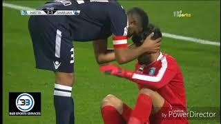 Abdulla Alqamish Goalkeeper HATTA CLUB April2018 (B&B SPORTS SERVICES DUBAI)