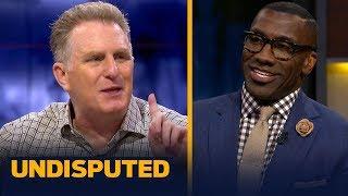 Michael Rapaport insists Knicks should fire Steve Mills talks Kawhi vs LeBron  NBA  UNDISPUTED