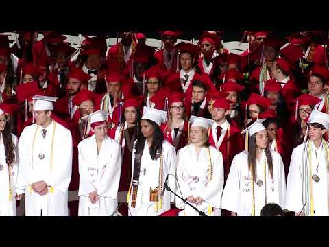2017 Pasadena High School Graduation