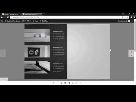 Real 3D FlipBook – WordPress Plugin installation