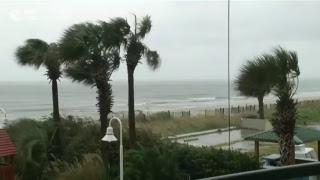 Ураган 'Флоренс' в США