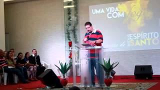 Pr. Luciano Subirá: Seminário sobre Dons Espirituais (Parte 1/4)