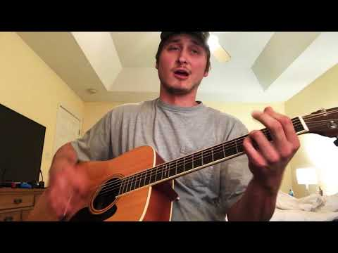 Luke Combs I got away with you (cover)
