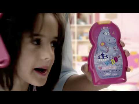 Advertisement BB By Berlin Kids Shampoo & Shower Wildberry & Strawberry