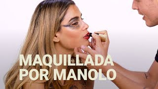 Make Up Madness con Ariadna Gutiérrez y Manolo González Vergara | #MAKEUPCHALLENGE