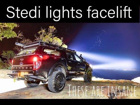 New Stedi LED Lights Facelift **VLOG 14**