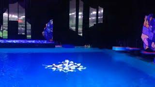 Синхронное плавание Шоу Олимпийских Чемпионов 2015, Олимпийский